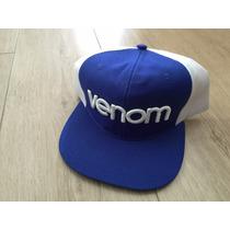 Boné Venom Azul E Amarelo (element, Dc , Hurley, Volcom)