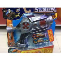 Pistola De Bajoterra O De Slugterra Lanzadora Blakks Blaster