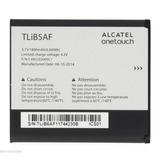 Bateria Original Alcatel One Touch 997d Ot-5035 5036 C5 3.7v