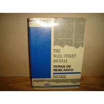 The Wall Street Journal, Temas De Mercadeo - Ronald Alsop