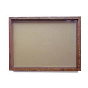 Marco Caja Con Vidrio 30x40 Cuadros Arte Francés Objetos