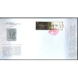 Sc 2526 Año 2006 Sobre 150 Años Del Primer Timbre Postal