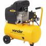 Moto Compressor De Ar Para Pintura 110v 24 Litros Vonder 127