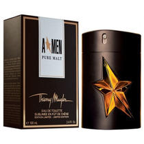 Thierry Mugler A* Men Pure Malt Decant Amostra 10ml Angel