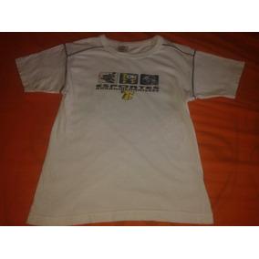 Camiseta Da Tigor Tam 4 Usada