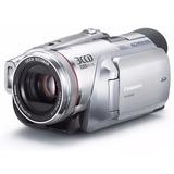 Cámara De Video Panasonic Pv-gs500 Mini Dv 3ccd