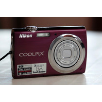 Camera Digital Nikon Coolpix S230- 10 Megapixel