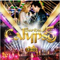 Banda Calypso Gravado Em Belem Cd 2[cd Novo De Fabrica]
