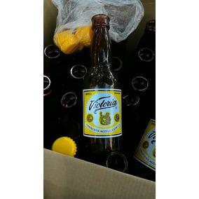 Botellas Cerveza Victoria 2 Litros De Micheladas