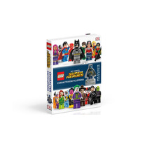 Libro Enciclopedia Lego Dc Comics Heroes Colección Batman