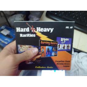 Cd Imp Hard N Heavy Rarities Vol 09 Forgotten/burning/legion
