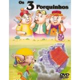 Chapeuzinho Vermelho E Os Três Porquinhos Desenho Infantil