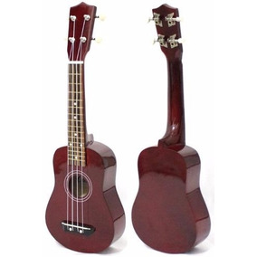 Ukulele Soprano Custom Uk-01 4 Cordas Nylon