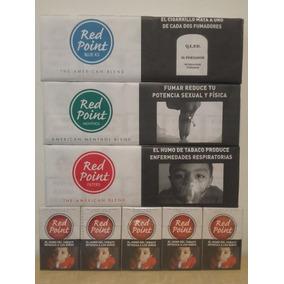 Cigarrillos Red Point - Comun - Box - Mentolado - Light