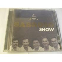 Cd-sabroso-show-cuarteto-dificil De Conseguir!-hago Envios