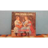 Los Visconti Alma, Corazon Y Canto Lp Vinilo