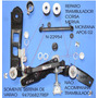 Kit Reparo Trambulador Montana/meriva/astra/vectra/corsa