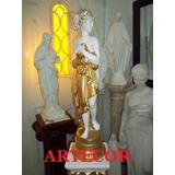 Columna Estatuas, Imagenes,de Yeso. Patinadas O Blancas
