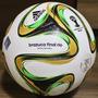 Bola Adidas Brazuca Final Rio Official Mach Ball