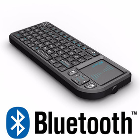 Teclado Bluetooth Sem Fio Laser Celular Pc Tv Android