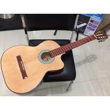 Guitarra Acústica Tipo Requinto Paracho