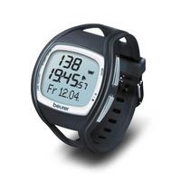 Reloj Deportivo C/pulsometro Frecuencia Cardiaca Beurer Pm45
