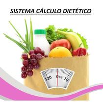 Software Nutricional, Libros Dietéticos, Dietas.