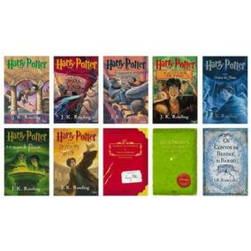 Promoção Ralampago Sábado - Harry Potter 10 Livros
