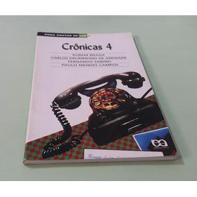 Crônicas 4 - Ática 12ª Edição