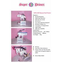 Tampografo Manual H100 Liquido