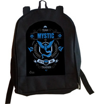 Mochila Team Mystic Pokemon Go Anime Manga Gamers