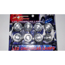 Kit De Luces Led Auto Tuning Bajo Chasis