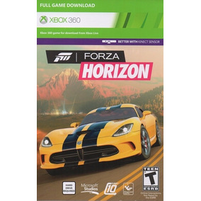 Forza Horizon Xbox 360/ One Mídia Digital De 25 Digitos