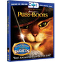 El Gato Con Botas Blu-ray 3d + Bluray + Dvd Original Amazing