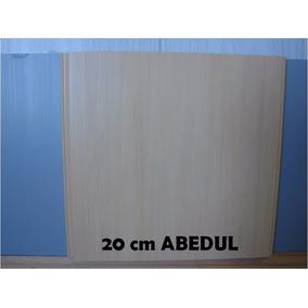 Revestimiento de pvc simil madera pisos paredes y for Aberturas de pvc simil madera precios