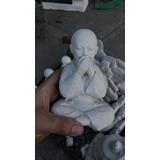Figura De Yeso Buda Niño