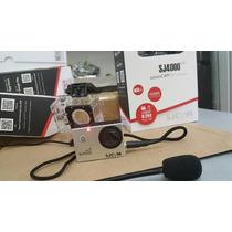 Sj4000 Wifi Sjcam Com Entrada De Microfone E Led By Dudacell