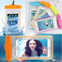Capa Case Estanque Samsung A3 A5 A7 J5 J3 J7 Neon Prova Dagu