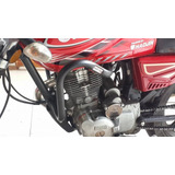 Defensa Protector De Motor Para Motos Chinas 150 200