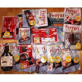 Ferrari Planeta Deagostini F1 2004 - Faciculos Lacrados