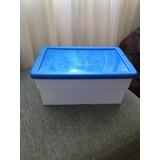 Caja De Plastico Para Guardar Diferentes Tamaños Y Colores