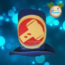 Sombreros Hule Espuma Paquete 50 Piezas Fiesta Eventos