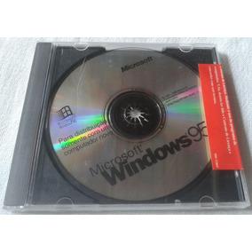 Cd Novo E Lacrado Original Do Windows 95 - Pt-br Versão Osr2