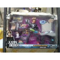 Justin Bieber Concert Tour Backstage 16 Pza Caja Maltratada