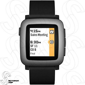 Pebble Time Android/ios E-paper Agua Microfono Color