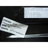 Jogo Remendo Canto Cabine F1000 F4000 Esquer/direi Int/exter