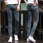 Calças Masculina Jeans Design Skinny Jeans 2016 !