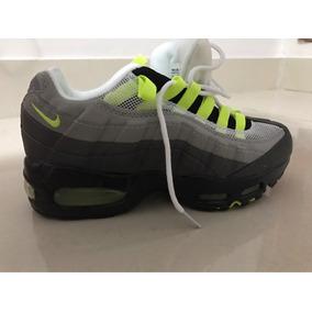 Tenis Nike Air Max 95 Numero 38 Original Raro Pronta Entrega
