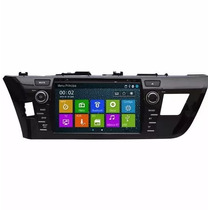 Central Multimidia Corolla Gli 2015 2016 2017 Dvd Bluetooth