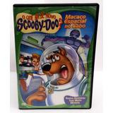Dvd O Que Há De Novo Scooby-doo? Macaco Espacial No Cabo